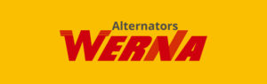 Werna Alternators For Generator Engines - Werna Logo