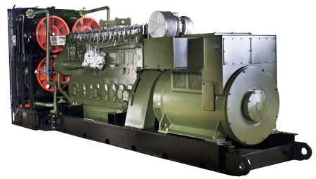 Weichai Deutz Generator Engines - Model M26-M33