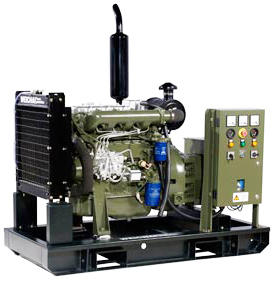 Weichai Deutz Generator Engines - Model WP2.1-WP4.3