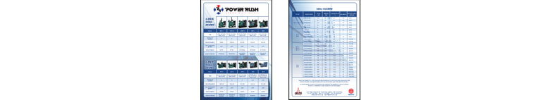 Weichai Deutz Generator Engines - Brochure Thumbnail Images
